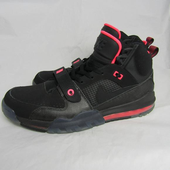 Nike Shoes   Bo Jackson High Tops Size